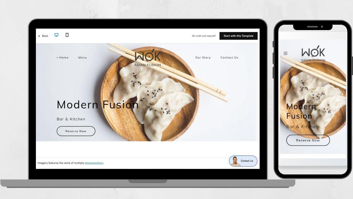 Crea una página web que se adapte a dispositivos móviles