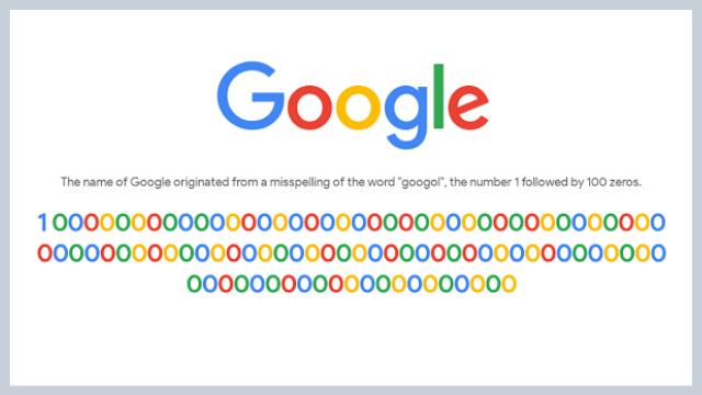 Google, un dominio de internet histórico