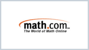 Math.com, un tipo de dominio muy educativo