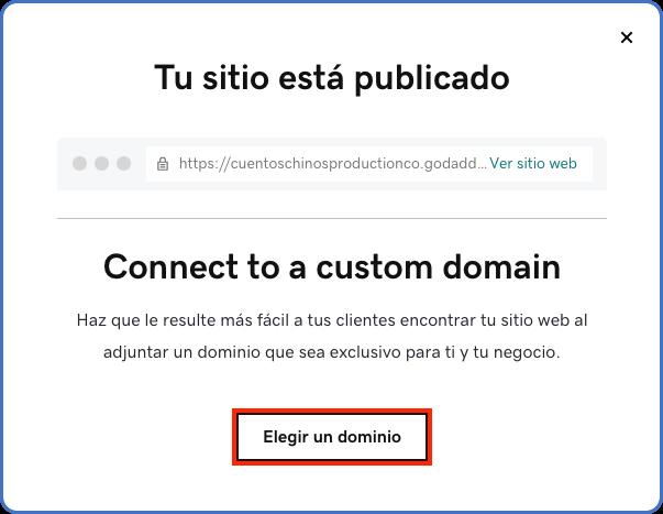 cómo hacer una página de internet: elige un dominio