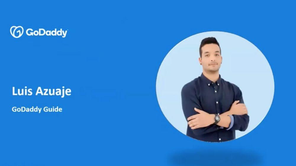 Guías GoDaddy, soporte del Creador de Páginas Web