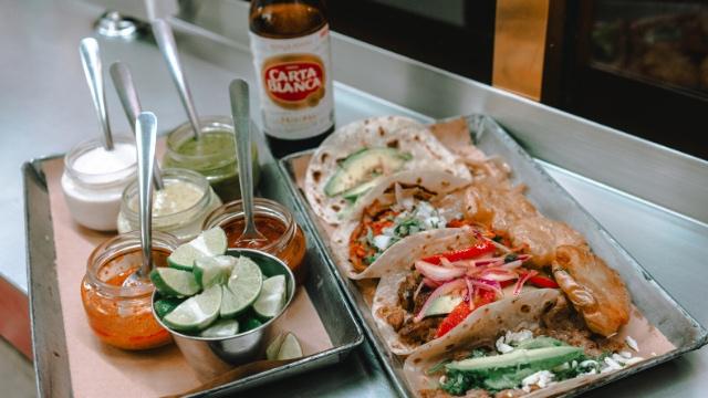 Tacos: un producto muy local