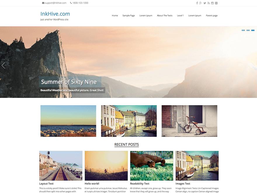 MaxStore, plantilla gratis para ecommerce WordPress