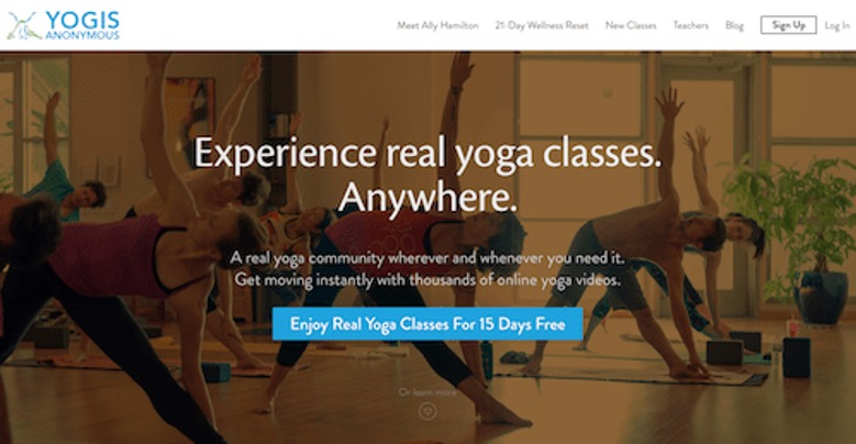 Web Yogis Anonymous