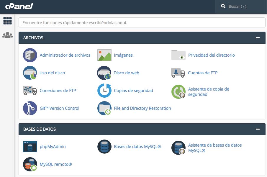 Si buscas hosting para WordPress u otras plataformas, debes conocer la diferencias entre WHM y cPanel.