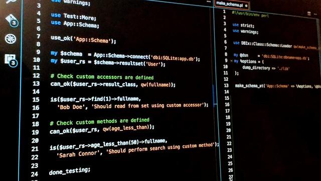 Visual Studio Code facilita la creación de páginas web