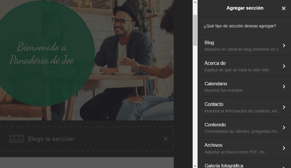 Guía para crear un sitio web en menos de una hora