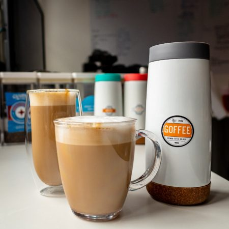 Ideas de negocios para emprender: Goffee, cafetería fantasma