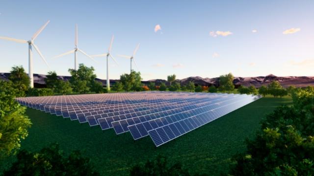 Ideas de negocios rentables 2022: energía verde