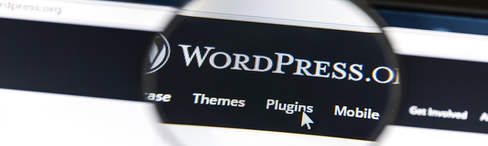 WordPress administrado desde casa